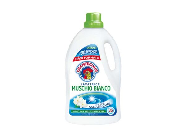 Chanteclair Muschio Bianco for Washing Machine
